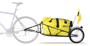 Bob Yak bike trailer