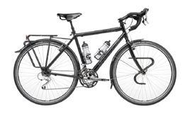 Adventure Cycling Guide Cannondale Classic Touring