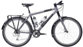 Adventure Cycling Guide Cannondale Touring Ultra