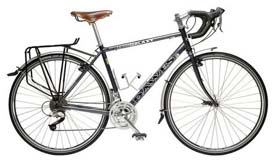 Adventure Cycling Guide Dawes Ultra Galaxy