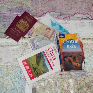 Adventure Cycling Guide Planning