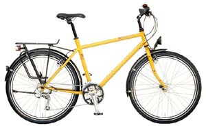Adventure Cycling Guide VSF Fahrrad Manufaktur T400 Expedition Bike
