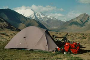 Adventure Cycling Guide cycle touring information Tent