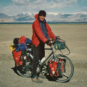The Adventure Cycling Guide Tim Barnes cycle touring in Tajikistan