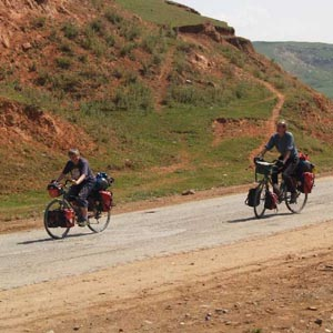 Adventure Cycling Guide Cycle Touring Information Tim Barnes and Rowena Barnes